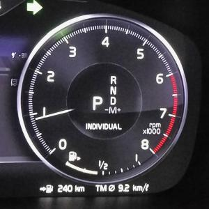 【SENSUS】ボルボXC40のドライブモード(Individual編①)