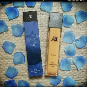 肌の時計遺伝子に着目した次世代化粧水!!AR La Vie(ラヴィ)