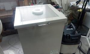 新しい電気炉を導入