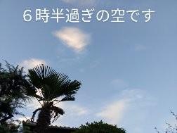 大阪も猛暑日で、暑さで何もする気なし。