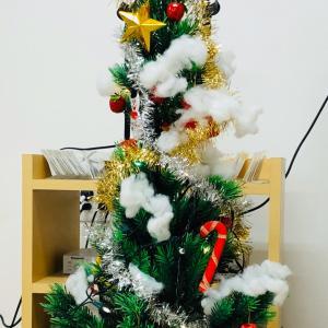 クリスマス会☆歌声楽しく地域サロン