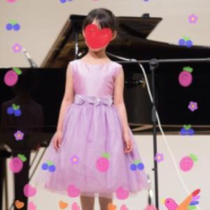 ピアノを習っている子の割合☆卒業生を送る会(動画あり)