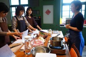 【料理教室に行く】市場で食材選びから始める台湾料理