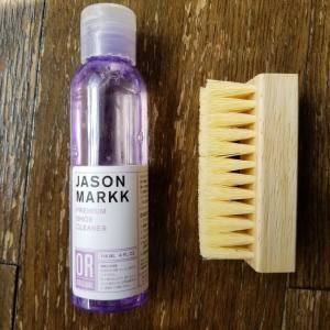 【レビュー】驚くほど汚れが落ちるシューズクリーナー JASON MARKKで真っ白なスニーカーを維持しよう