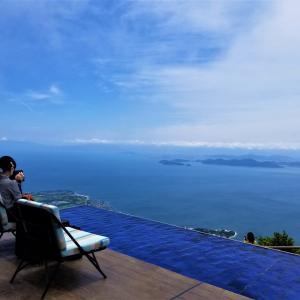 空が近い!琵琶湖バレイの絶景に感動 琵琶湖テラスで食べるごはんも格別だった|滋賀旅行2020⑤