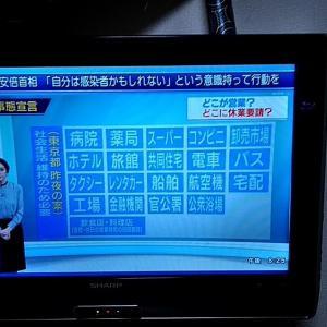 非常事態宣言:対応分かれる東京