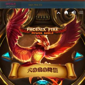 Phoenix Fire Power Reelsに挑戦した結果→157倍