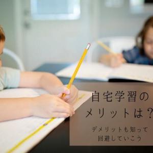 小学生の自宅学習のメリットとデメリット教えます!続けるのに注意すべきポイントはここ。
