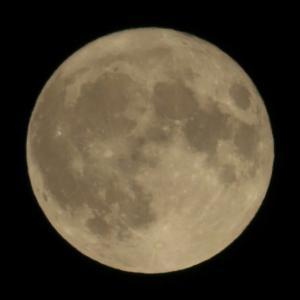 ★☆満月撮りました2☆★