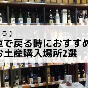 【新潟で買う】東京に自動車で戻る時に立ち寄るのにおすすめ 市内のおみやげ購入スポット2選