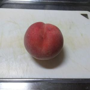 楽天ふるさと納税で昨年注文した「桃」が届きました……忘れてた(笑)