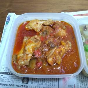 台風前に買い物して、残り物も使って煮込み料理を仕上げる……しかし雨でもスーパーには行きたいです!