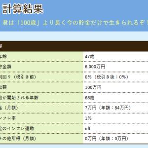 11月分家計簿まとめ完了……月8万円生活がこのまま続くなら、ずっと無職で大丈夫そうです