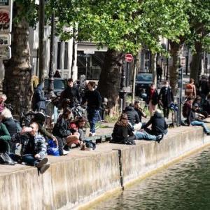 フランス ロックダウン解除後の人の動き Googleコミュニティ モビリティ レポート