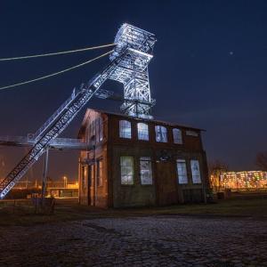 サンテティエンヌ 炭鉱博物館  Musée de la mine