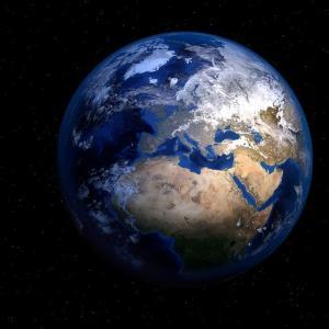 地球一周は何キロ?何マイル?赤道と極点では距離が違う?!などなど地球に関する豆知識!