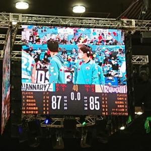 2021年1月24日(日)京都ハンナリーズvs琉球ゴールデンキングス
