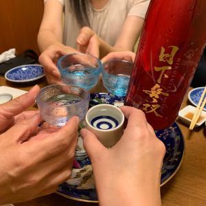 広島.鶴乃や本店女将の毎日(8/4  昇進お祝い編)
