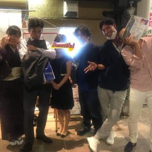 広島.鶴乃や本店女将の毎日(9/16 GOTOおまや編)