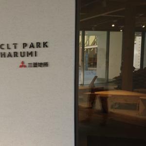 晴海「CLT PARK HARUMI」内カフェのランチ
