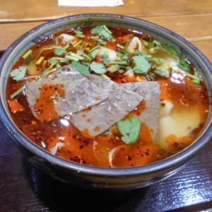 「耶曼牛肉麺」 小岩