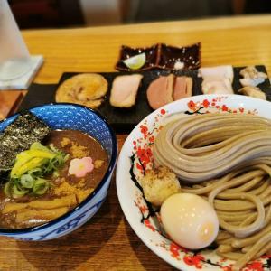 北鎌倉までつけ麺ラン。