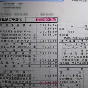 CX-30正式契約