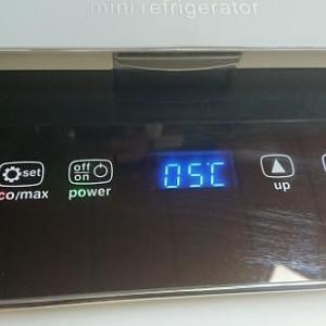ポータブル冷蔵庫の実力は・・・・・・・。