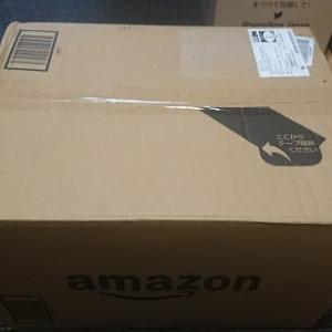 アマゾンから届きました!第1陣