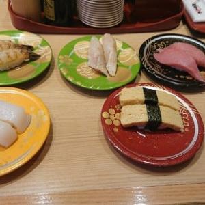 もりもり寿司に行ってきた・・・。('◇')ゞ