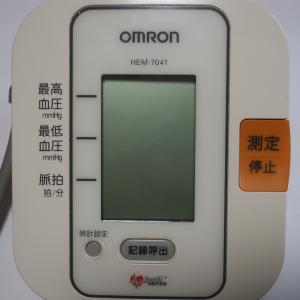 血圧計の故障