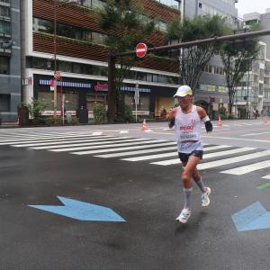 東京2020パラリンピックマラソン競技大