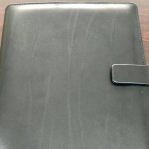 憧れの30mmリングA5サイズ手帳(ファイロファックス)のご紹介