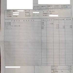 デイズルークス12か月点検&牛タン定食