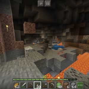 5. 洞窟奥深く