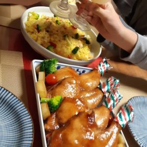 ハッピー❣️Merry Christmas