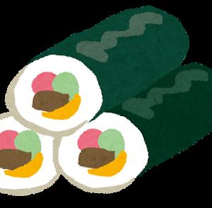 【グルメ】2020年恵方巻は予約して食品ロスを減らそう!!各社徹底比較~コンビニ編~