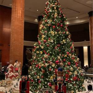 【お出かけ】ウェスティン東京のクリスマスツリーを見てきました