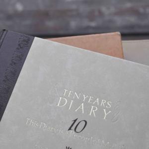 10年日記、5年日記