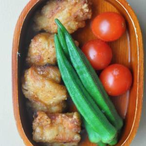 鶏カラべんとう