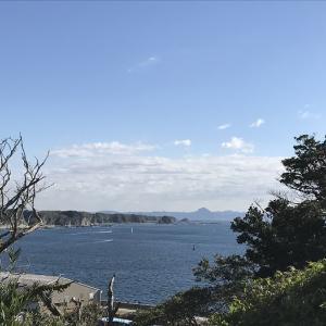 海を見に北原白秋ゆかりの城ヶ島へ♪