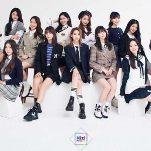 ■Nizi Project練習生12名の内、NiziUデビューメンバーと不合格メンバーの差は「体型だ」と考える件。