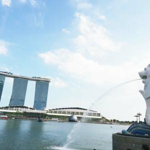 シンガポール・チャンギ国際空港 ターミナル4出国利用レポート