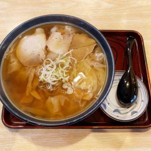 ワンタン麺の満月 酒田本店(山形県酒田市)でワンタンメンを食べてきた!