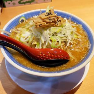 らぁめん創(新潟市中央区)で背脂味噌らぁめんを食べてきた!