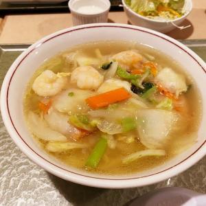 中華麺食堂近江(新潟市中央区)で海老あんかけ麺を食べてきた!