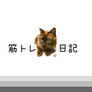 2021/4/10 筋トレ・夕飯・体重・報告