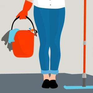酒やめて、やることがなくてもお金もないときは、「掃除」がお薦めです!