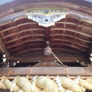 「相模国総社」六所神社 風雷龍のパワースポット探訪