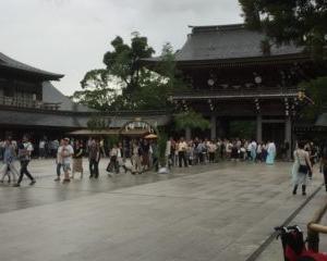 夏越の大祓(おおはらい)6月30日各地の神社で厄を払えます。